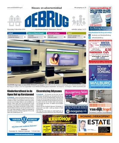 Weekblad De Brug - week 50 2016 (editie Hendrik-Ido-Ambacht) by ... db35b65c98