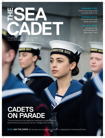 The Sea Cadet Autumn 2016 by Immediate Media Branded Content