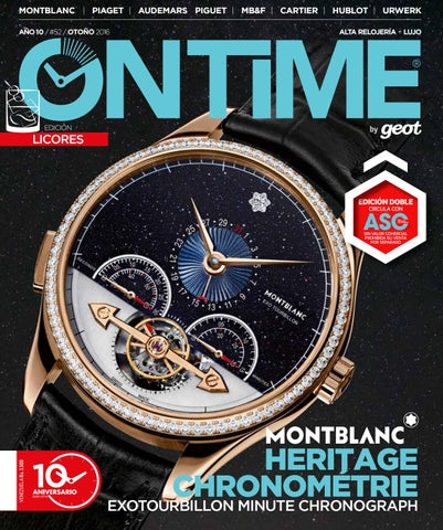 4049e700eb23 On Time OTOÑO 2016 by Geot  Grupo Editorial On Time  - issuu