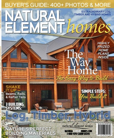 Pleasing Natural Element Homes Buyers Guide 2017 By Natural Element Home Interior And Landscaping Eliaenasavecom