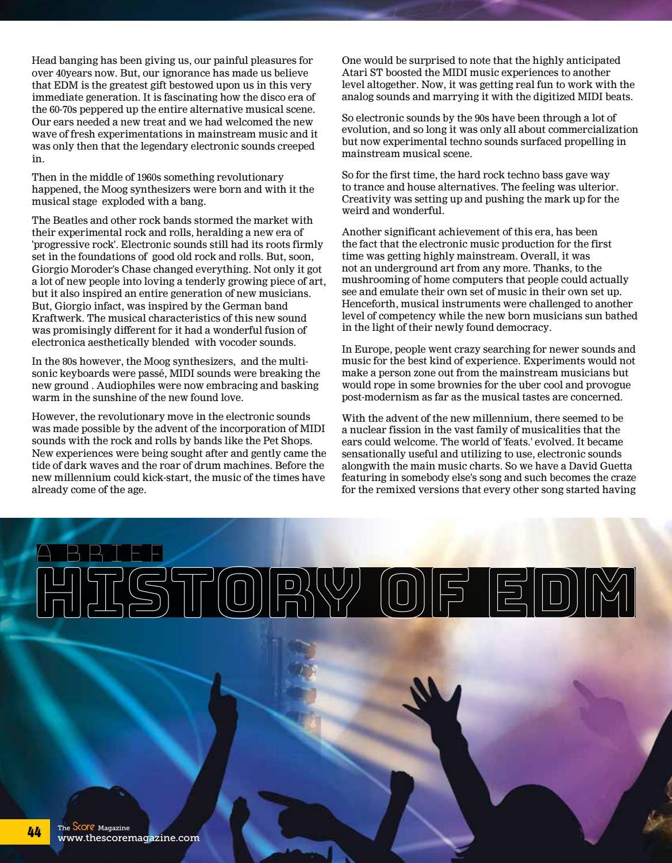 The Score Magazine December issue! by The Score Magazine - issuu