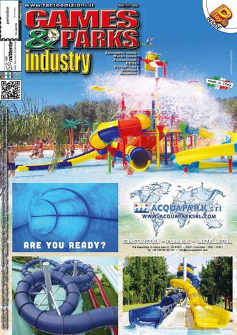 Games Parks Industry November 2016 By Games Parks Industry Issuu