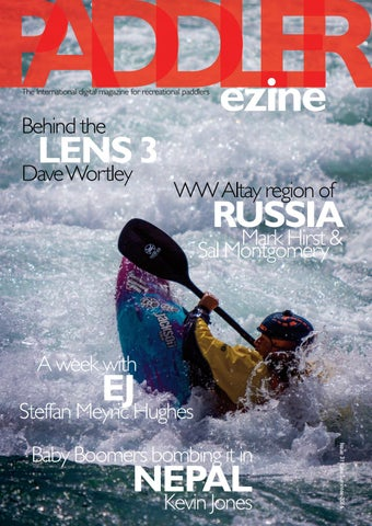 66ecf05c4d46 The Paddler Late Summer Issue 31 2016 by The Paddler ezine - issuu
