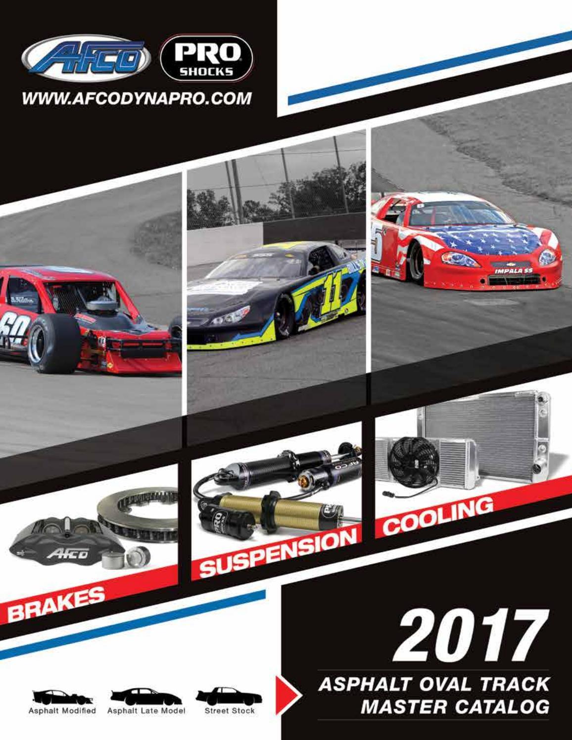 AFCO 2017 Asphalt Pavement Catalog by AFCO Performance Group