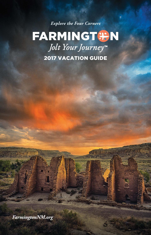 Farmington New Mexico 2017 Vacation Guide By Hawk Media