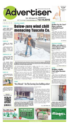 d6d4328453a Tca 12 14 16 all pages by Tuscola County Advertiser - issuu