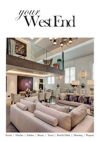 f80fe318e49 Your West End by Your Media London - issuu