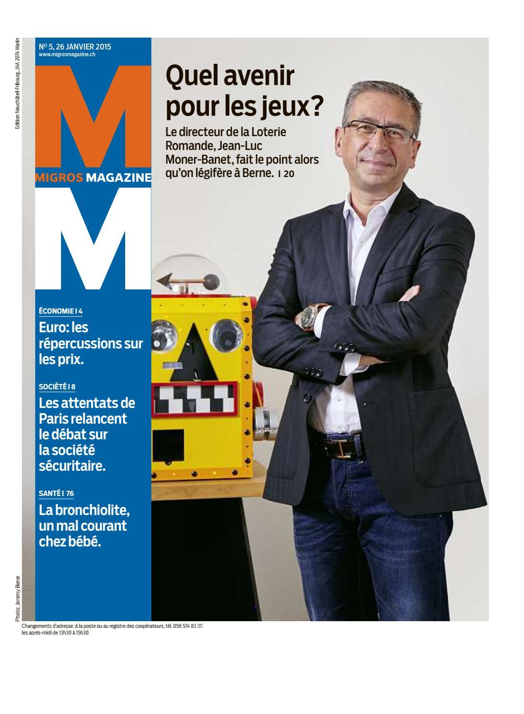 7cc611bd0725 Migros magazin 05 2015 f ne by Migros-Genossenschafts-Bund - issuu