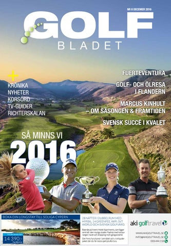 best website 77966 a8f4e Golfbladet 2016 8