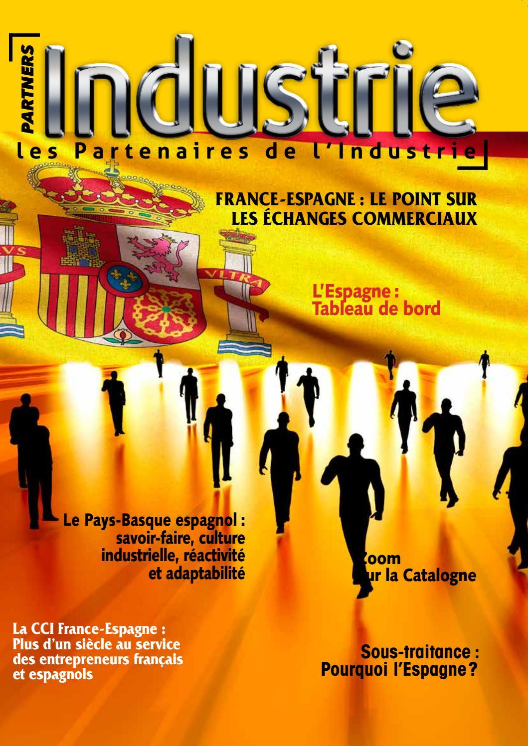 Echos partners industrie by echos industrie issuu - Chambre de commerce espagnole en france ...