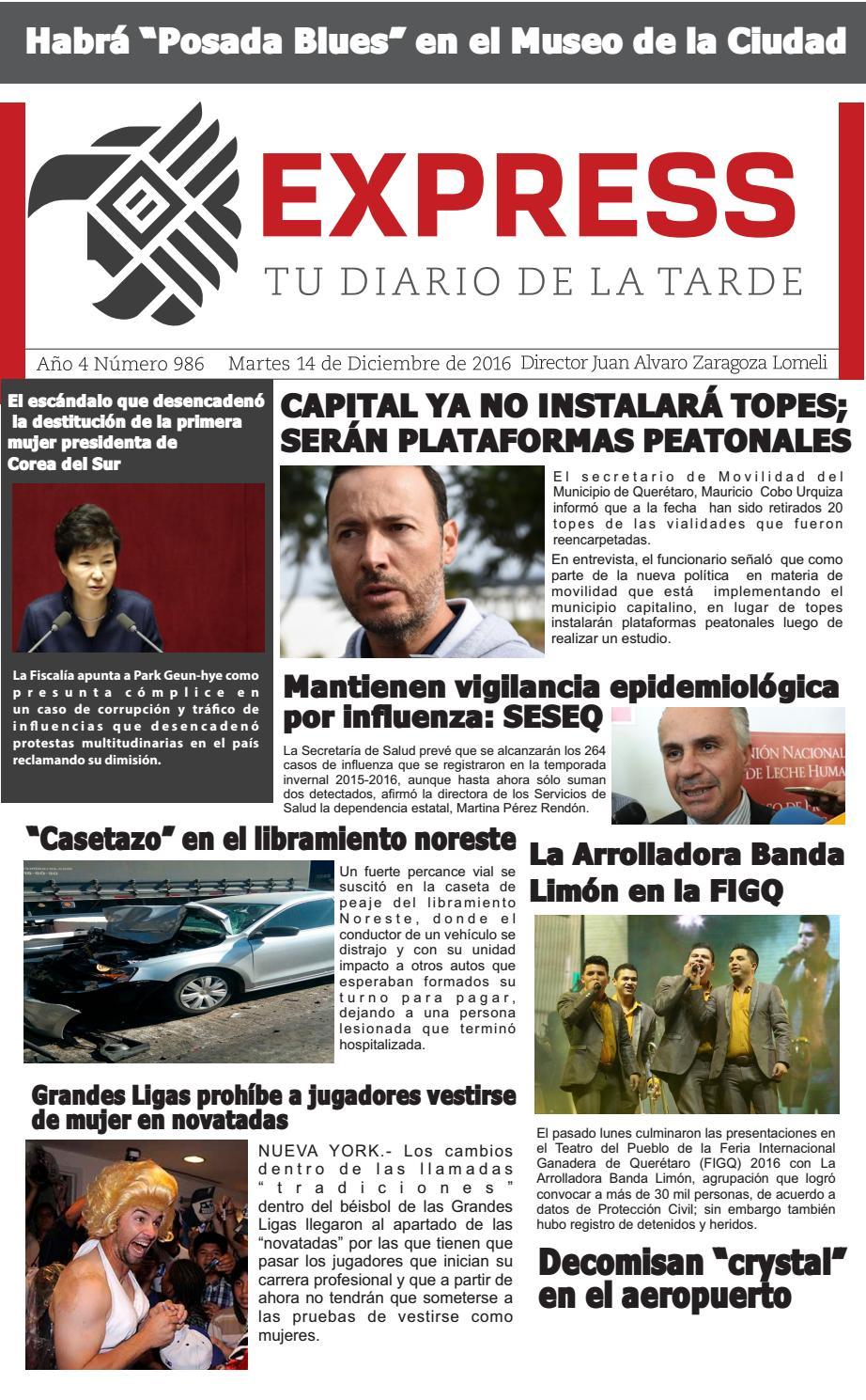 986 by Periódico Express - issuu 4bd8f1fb4c4d