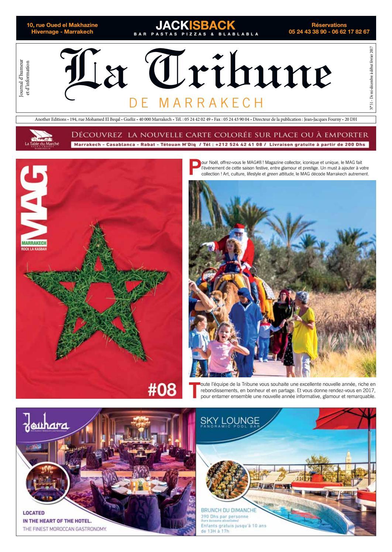 Tdm n°51 by La Tribune de Marrakech - issuu 39abbc1bcde0