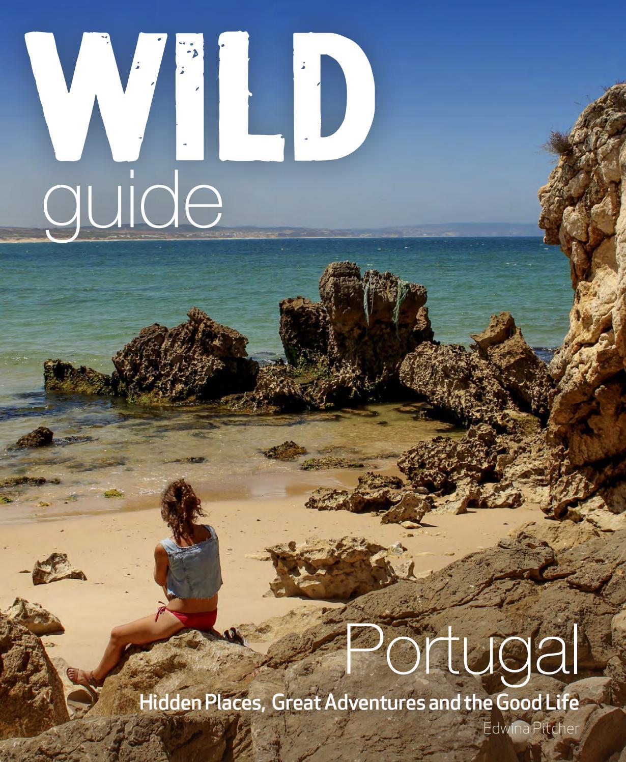 Wild Guide Portugal sample