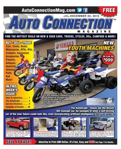 76f0731e5251a5 12-22-16 Auto Connection Magazine by Auto Connection Magazine - issuu