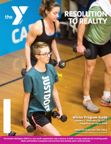 Greater Burlington YMCA Winter Program Guide by gbymca - issuu