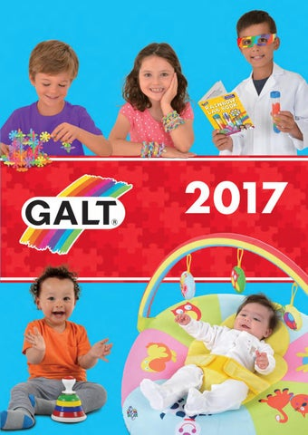 Loyal Galt Animal Pattern Book Kids Art Craft Toy Baby Gear Bn Grade Products According To Quality