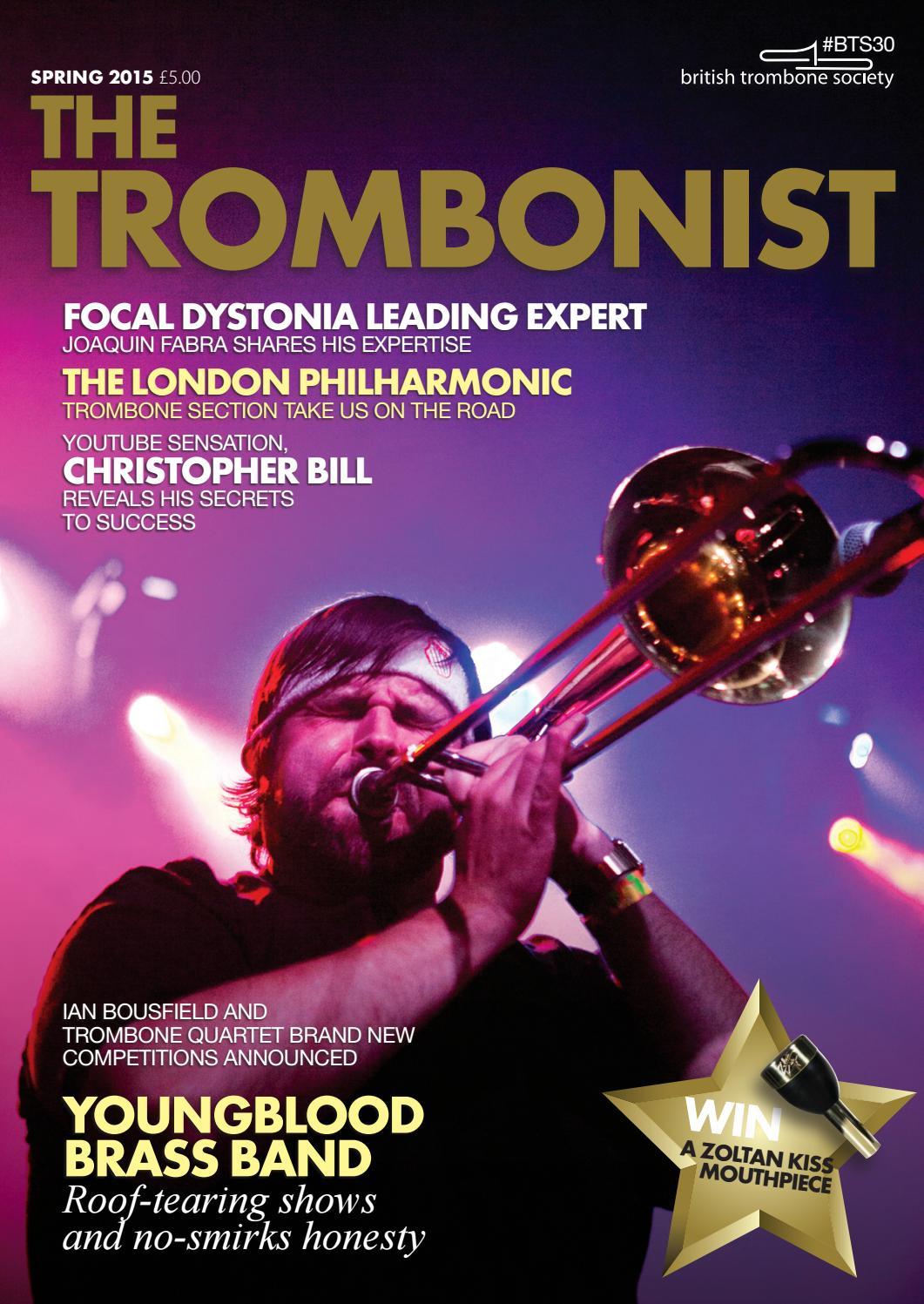 Duett For Trombone And Double Bass  Trombone Contra Bass Edward Elgar Book Only
