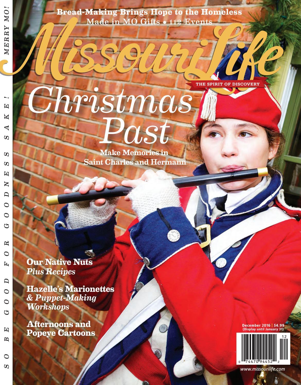 Missouri Life December 2016/January 2017 by Missouri Life Magazine ...