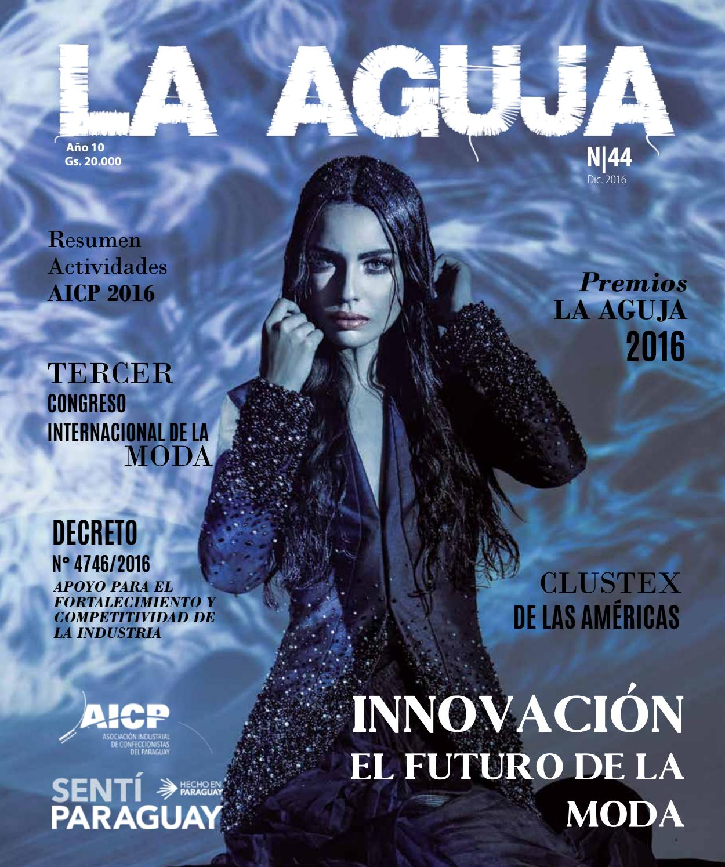 Revista La Aguja Abril 2016 By Agencia Go Motor De Marcas Issuu # Muebles Narciso Caaguazu