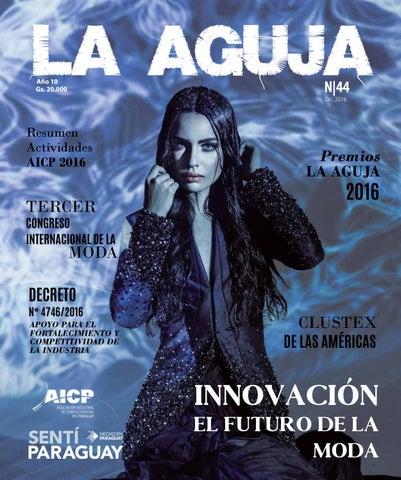 Revista La Aguja Nro. 44 by Agencia GO! Motor de Marcas - issuu 26efd98a88d3