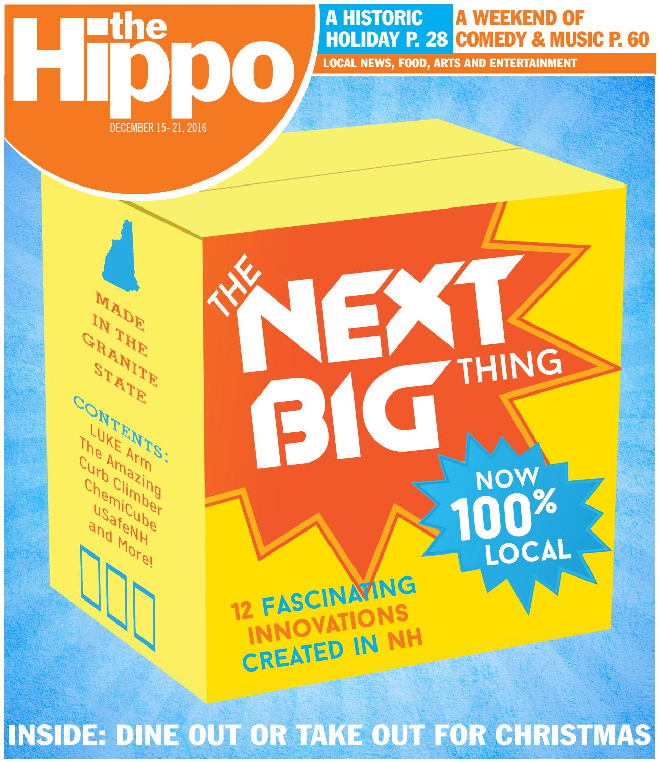 Hippo 12 15 16 by The Hippo issuu