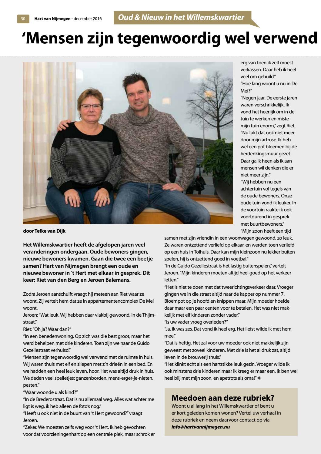 Hart van Nijmegen december 2016 by Hart van Nijmegen issuu
