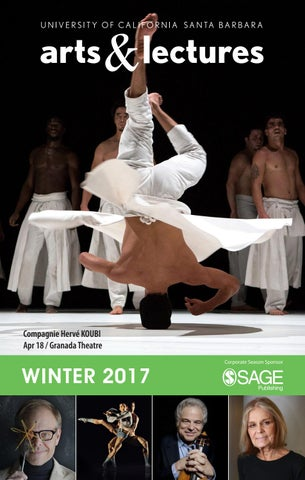 Ucsb Calendar.Ucsb Arts Lectures Winter Calendar 2017 By Ucsb Arts Lectures