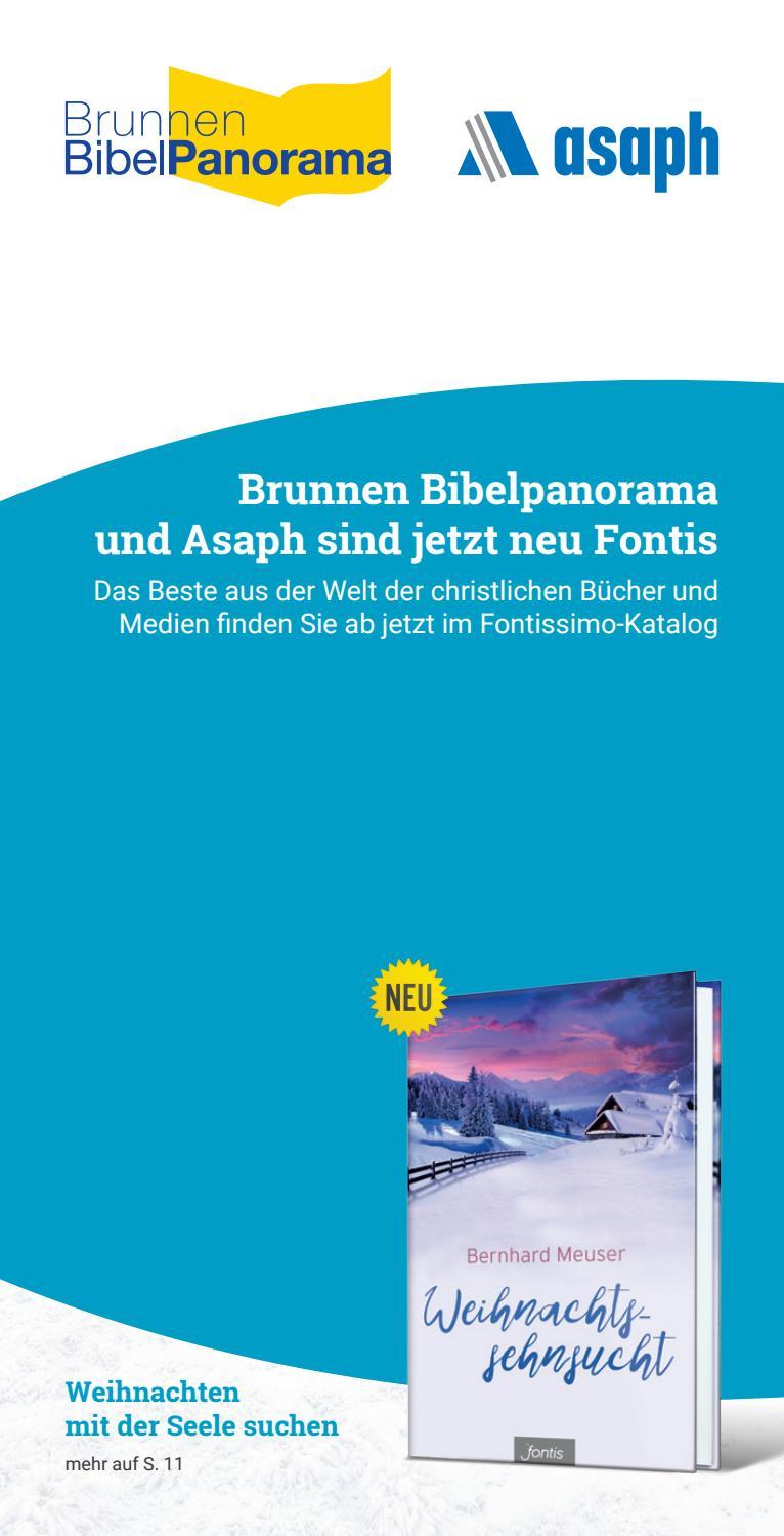 Fontissimo Weihnachten 2016 [CH] by Fontis - issuu
