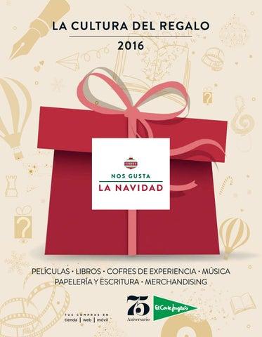 6cb2726ea El Corte Inglés La Cultura del Regalo 2016 by André Gonçalves - issuu
