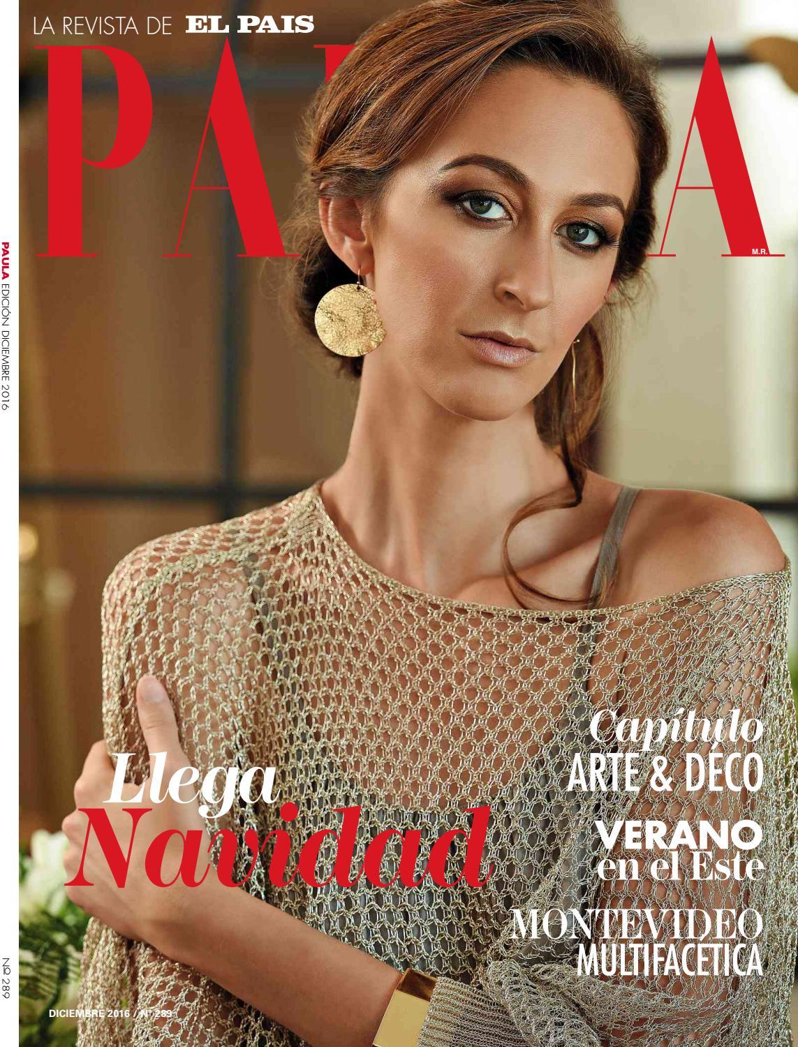 e4ba3bb76855 Revista Paula Diciembre 2016 by Revista Paula - issuu