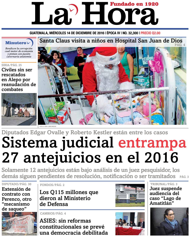 La Hora 14-12-2016 by La Hora - issuu