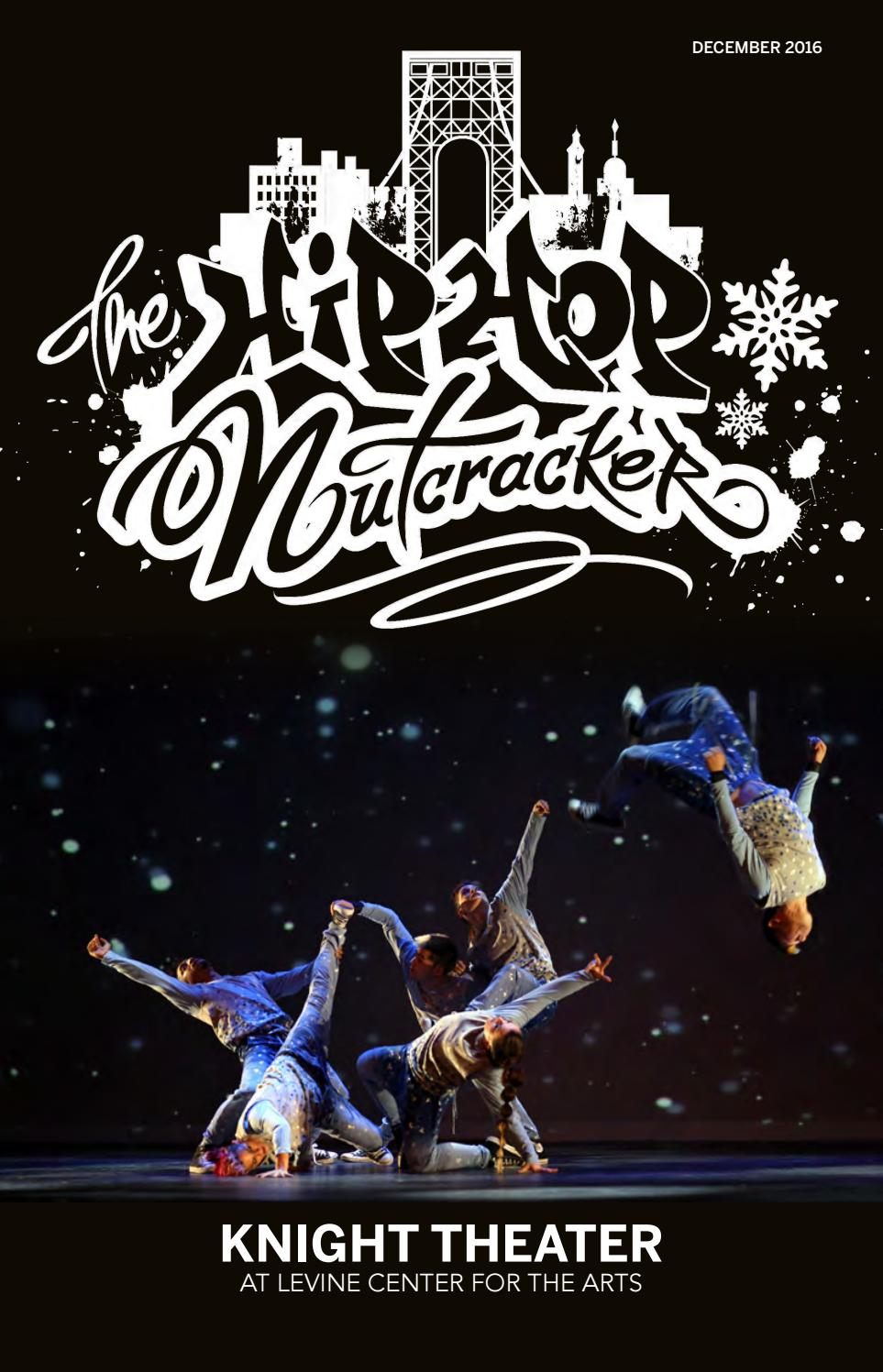 1617 the hip hop nutcracker online playbill by blumenthal for 8 the salon southpark charlotte nc