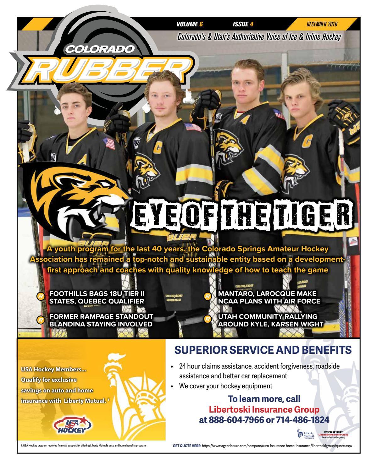 Butte amateur hockey association new
