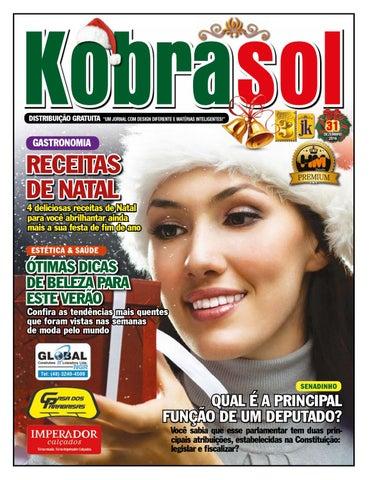 ce8e2cf06 31ª EDIÇÃO JORNAL DO KOBRASOL - DEZ/2016