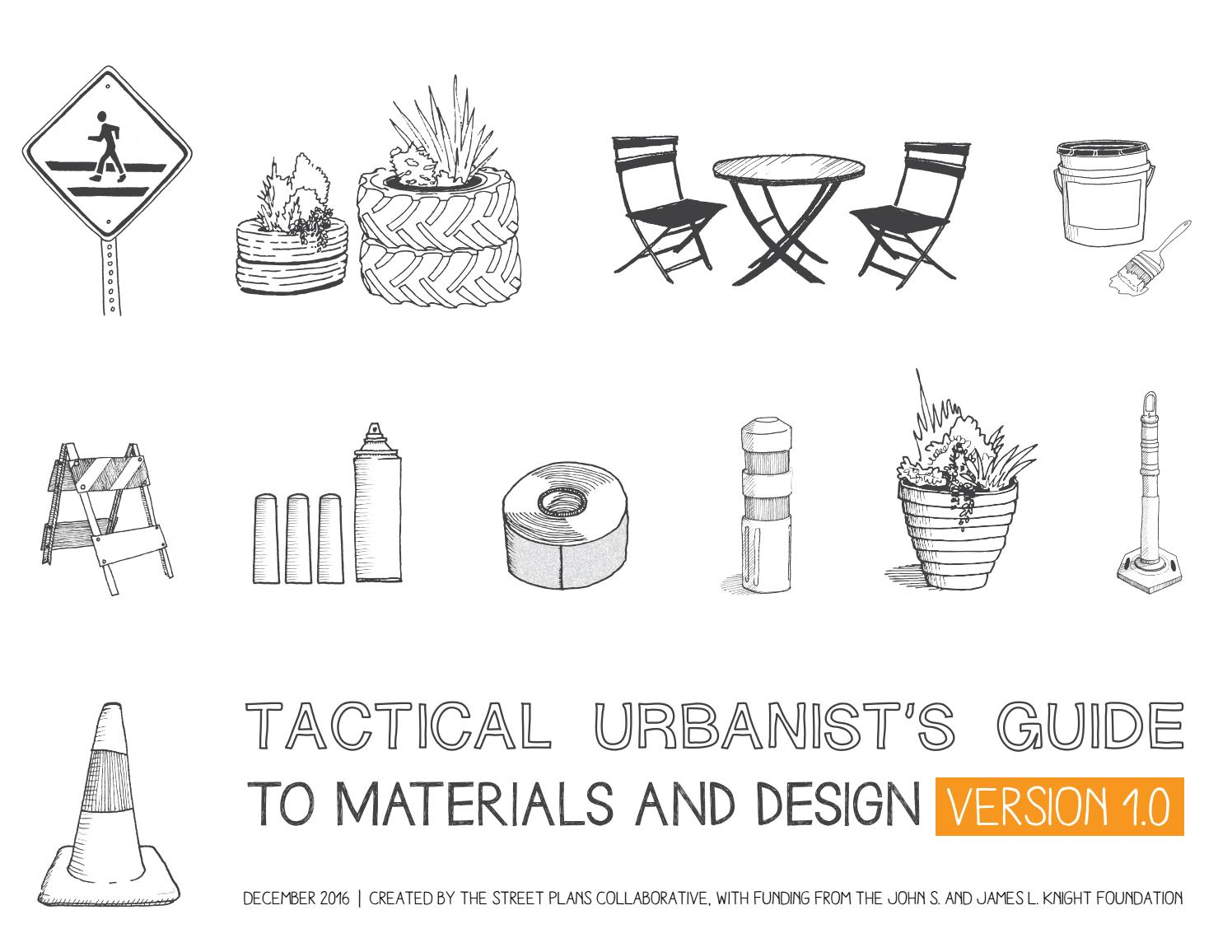 Tactical Urbanists Guide To Materials And Design V10 By The Murray Mini Bike Engine Diagrams Street Plans Collaborative Issuu