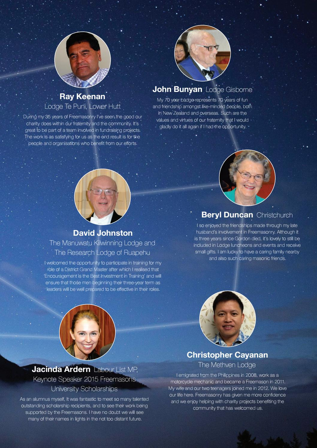 NZ Freemason magazine Issue 4 December 2016 by Freemasons New