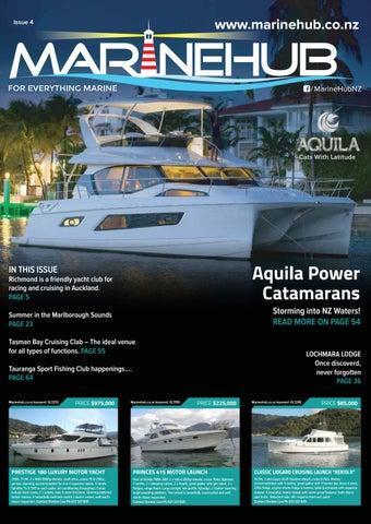 The Marine Hub Magazine 4th Edition by The Marine Hub - issuu