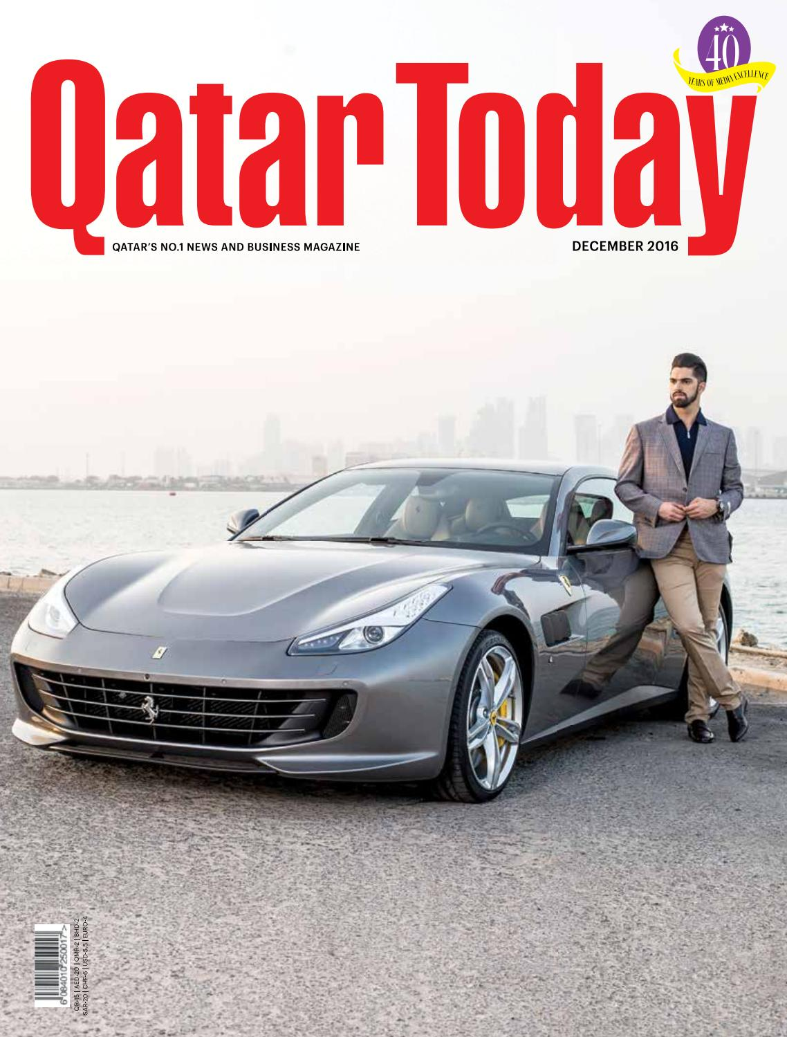 Qatar Today December 2016 By Oryx Group Of Magazines Issuu