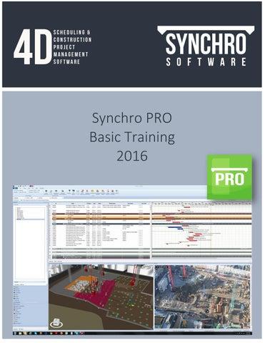 Synchro Pro Basic Training 2016 by Iftikhar Ismail