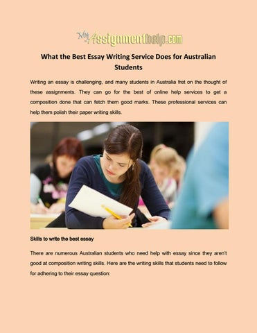 Argumentative Essay Thesis Examples What The Best Essay Writing Service Does For Australian Students Writing An  Essay Is Challenging And Many Students In Australia Fret On The Thought Of   English Essay Samples also Research Paper Essay Examples What The Best Essay Writing Service Does For Australian Students By  College Essay Thesis