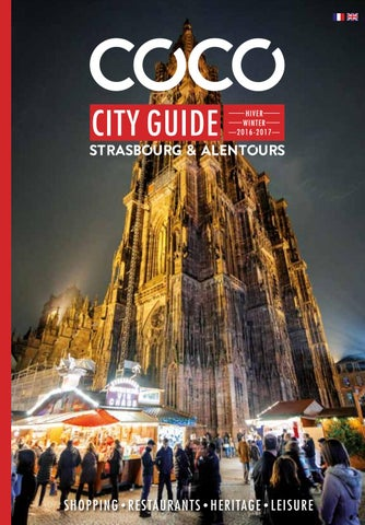Coco City Guide Strasbourg - Hiver 2016 by BKN strasbourg - issuu 123a02392749