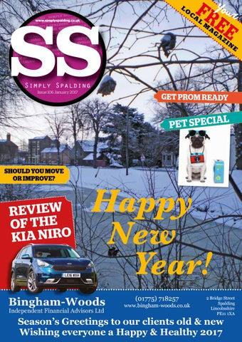 Simply Spalding January 2017 By Chilli Media U0026 Publishing Ltd   Issuu