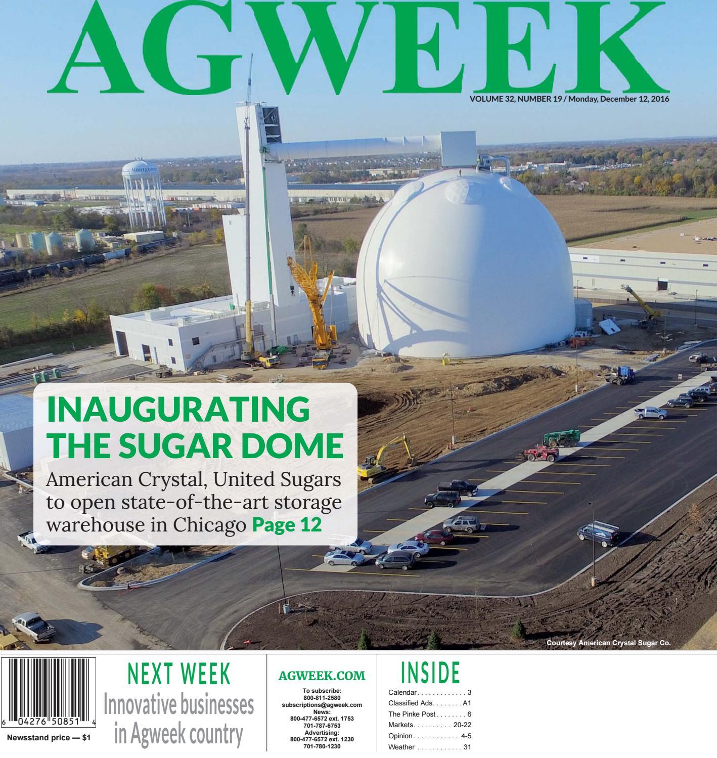 Agweek by Prairie Business Magazine issuu