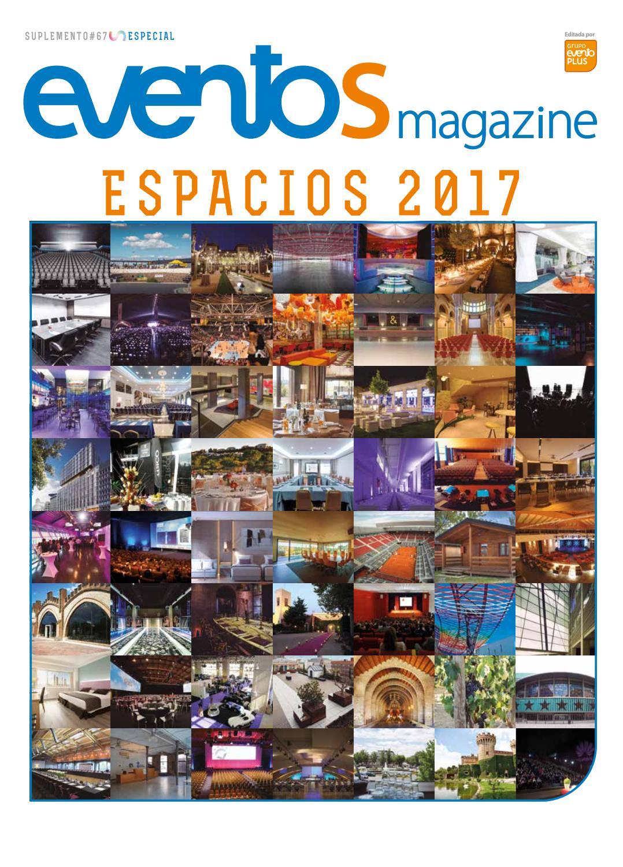 Guía de Espacios 2017 by Grupo eventoplus - issuu