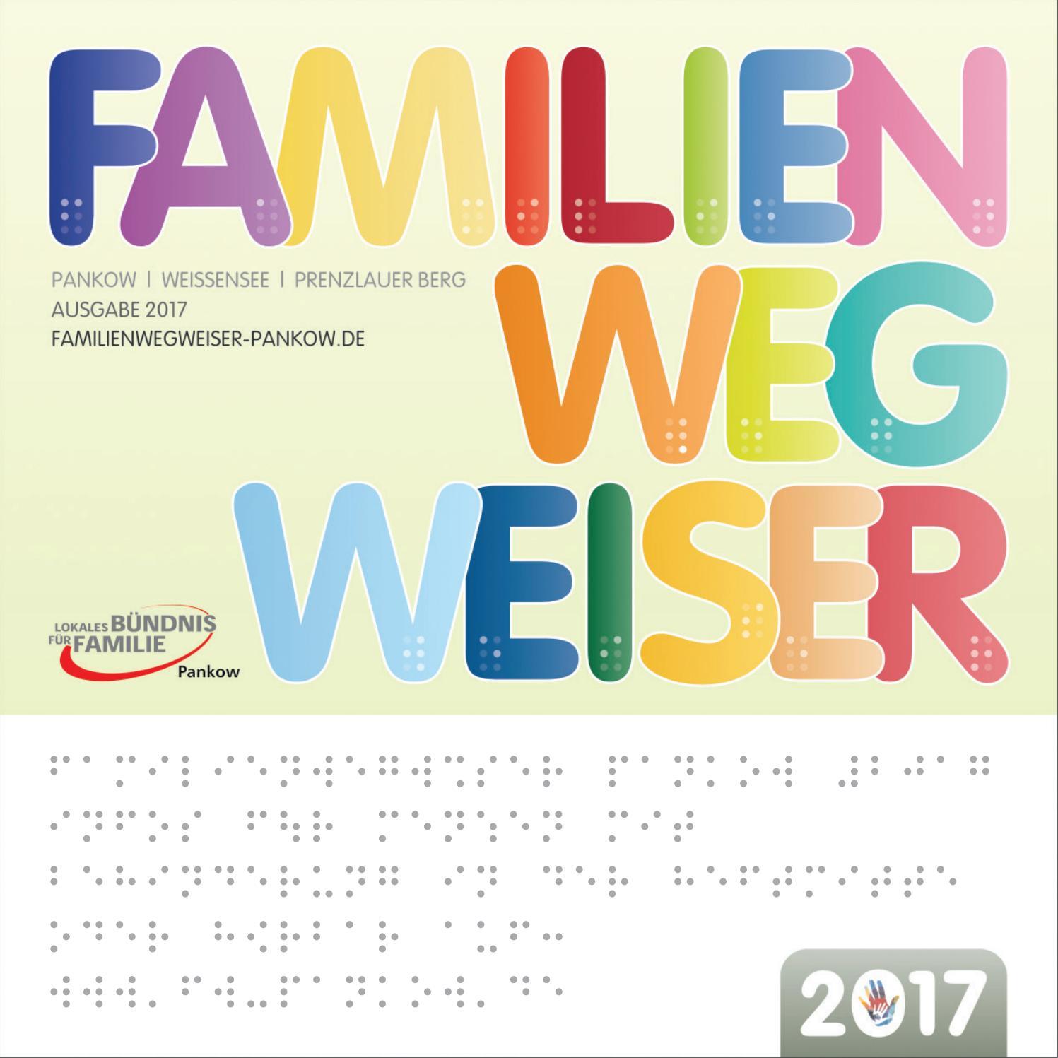 Familienwegweiser 2017 by IN TOUCH BERLIN LOKALMARKETING - issuu