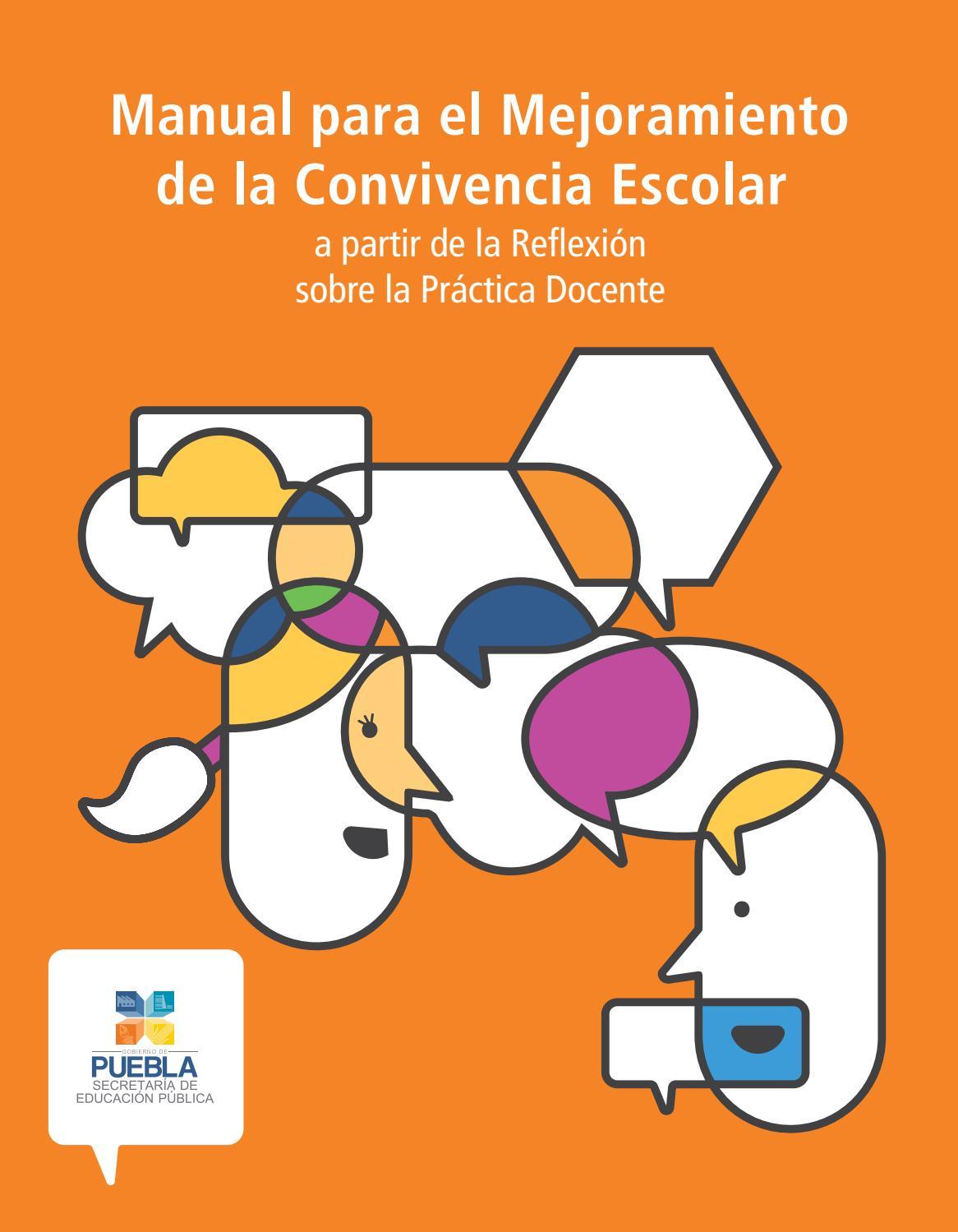 Manual Para El Mejoramiento De La Convivencia Escolar By