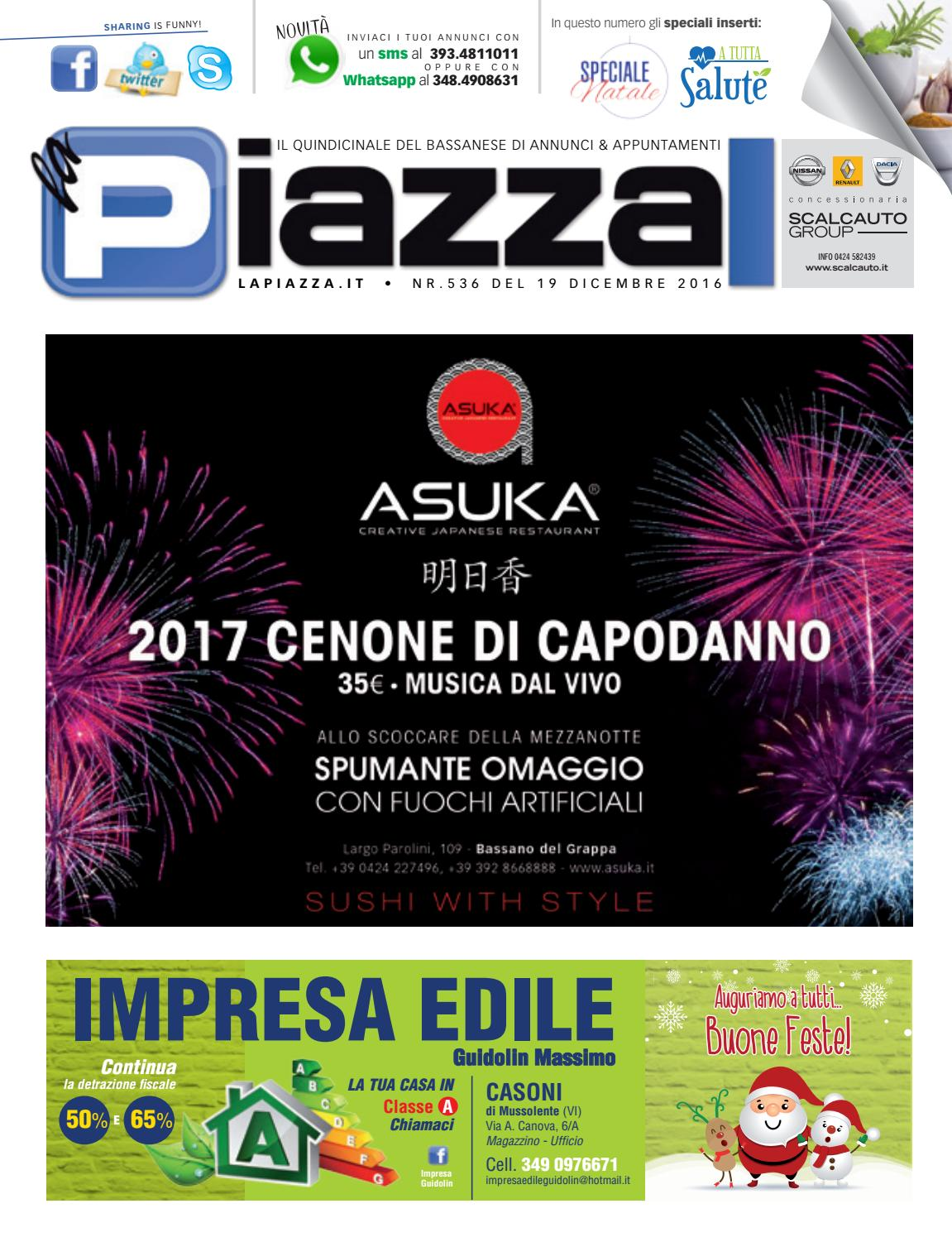 low priced 9065f 33737 la Piazza 536 by la Piazza di Cavazzin Daniele - issuu
