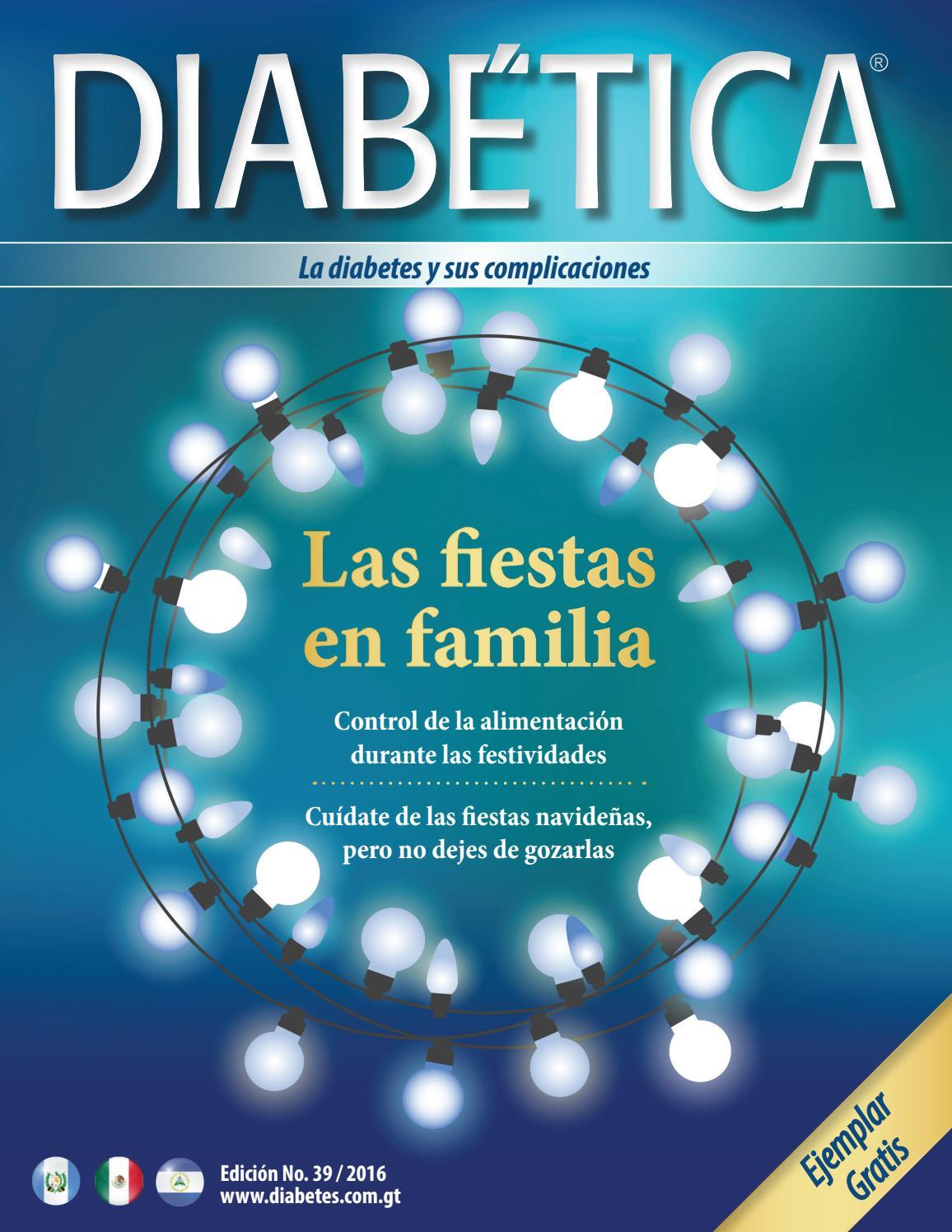 vista de éxtasis y diabetes