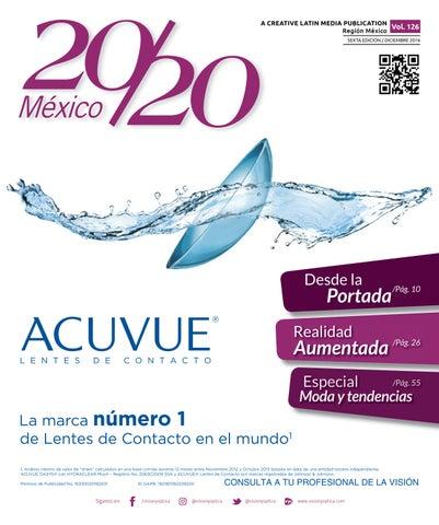 13f4ad4e80 A CREATIVE LATIN MEDIA PUBLICATION Vol. 126 Región México SEXTA EDICIÓN /  DICIEMBRE 2016