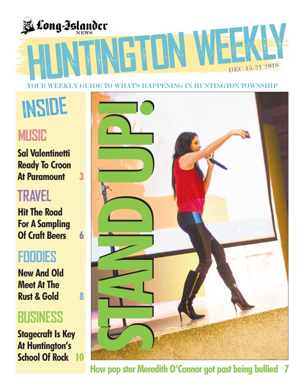 Huntington Weekly 121516 Edition By Long Islander Newspapers Issuu